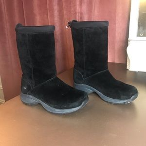 Merrell Primo Chill Massif boots in black suede